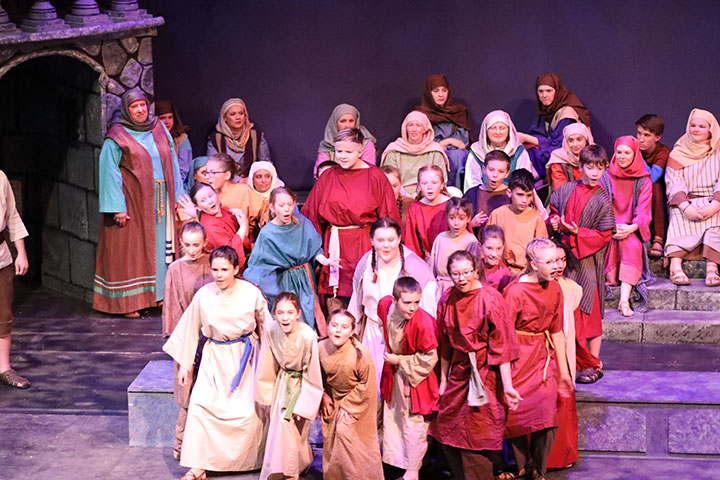 The Northeast Wisconsin Passion Play show photo